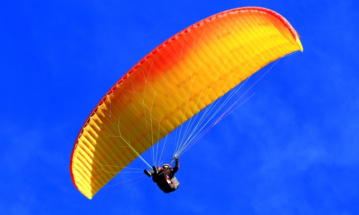 Graybird Airsports - Dunnellon: Introductory Paragliding Experience for One or Two at Graybird Airsports (53% Off)