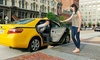 Up to 85% Off Taxi Fare with Curb