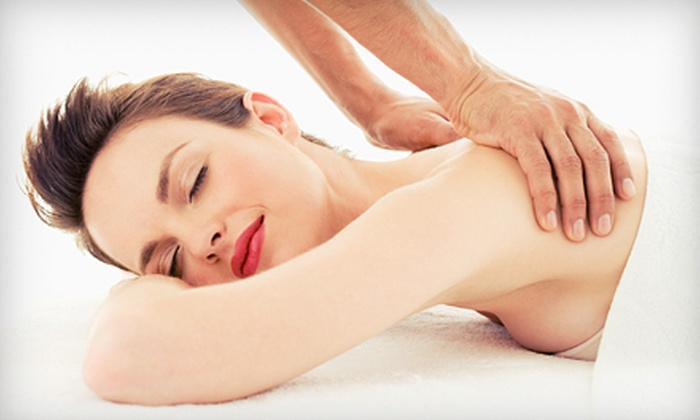 Oxygen Salon and Spa - Cherry Creek: $49 for a One-Hour Swedish Massage with Salt Scrub at Oxygen Salon and Spa ($125 Value)