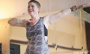 Zumba with Melody: Five Dance-Fitness Classes at Zumba with Melody (65% Off)