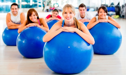 Cardio Drumming Classes or Boot-Camp Classes at Rock Your Body Fitness (Up to 63% Off). Four Options Available.