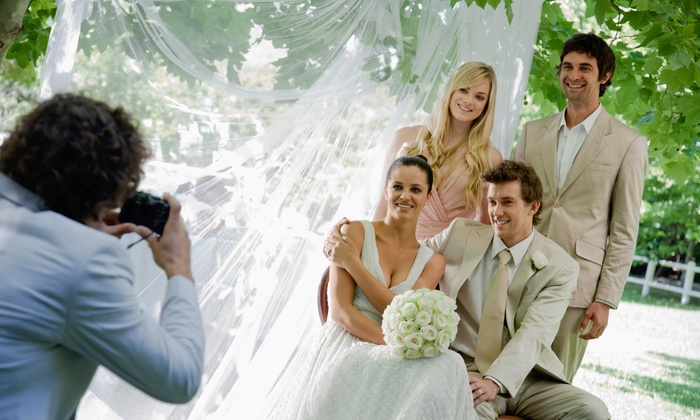 Wickford Photography llc - Providence: 180-Minute Wedding Photography Package with Retouched Digital Images from Wickford Photography llc (50% Off)