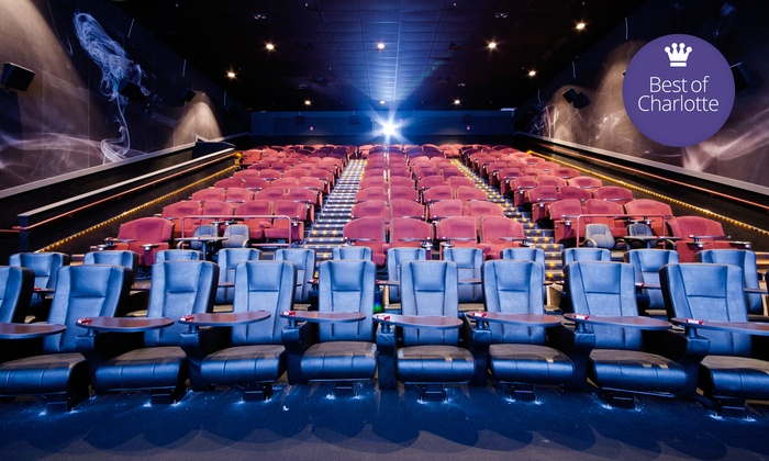 Studio Movie Grill - Central Business District,Second Ward,Fourth Ward: $5 for a Movie Outing with a Ticket at Studio Movie Grill (Up to $10.25 Value)