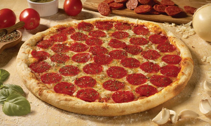 NYPD Pizza - Multiple Locations: $20 for Two Groupons, Each Good for $20 Worth of Pizza at NYPD Pizza ($40 Total Value)