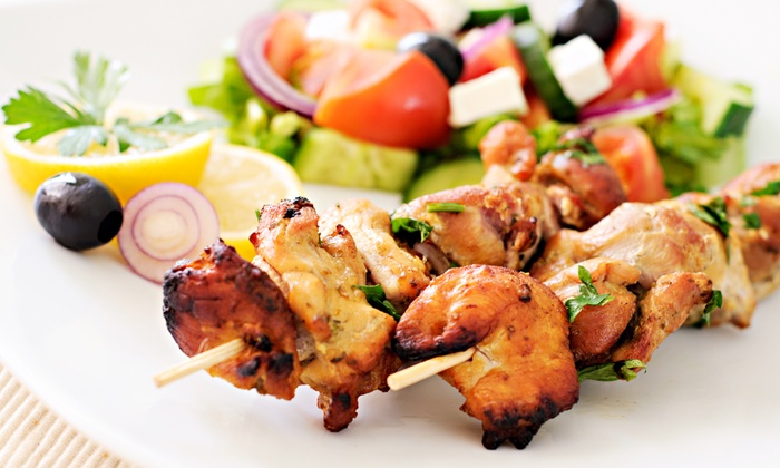 Fetoosh Restaurant - Sylvania: Mediterranean Cuisine for Lunch or Dinner at Fetoosh Restaurant (Half Off)