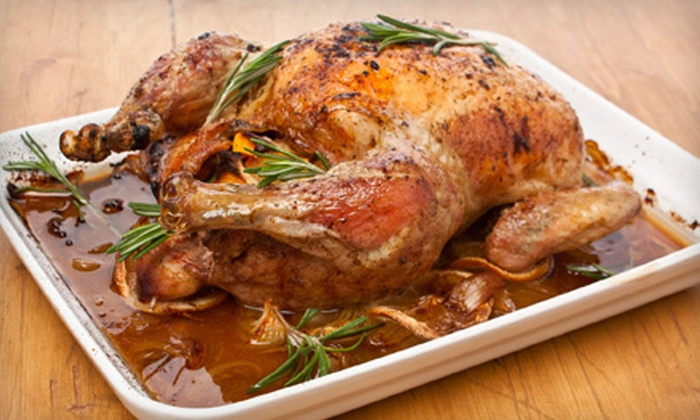 Stony Gardens - Multiple Locations: One 12- to 14-Pound Turkey for Pickup or Delivery from Stony Gardens (Up to 40% Off)