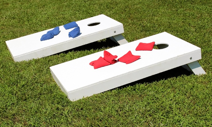Toes In the Sand Sports - Pass-a-Grille Beach: Corn-Hole League Entry for One or Two People at Toes In the Sand Sports (Up to 55% Off)