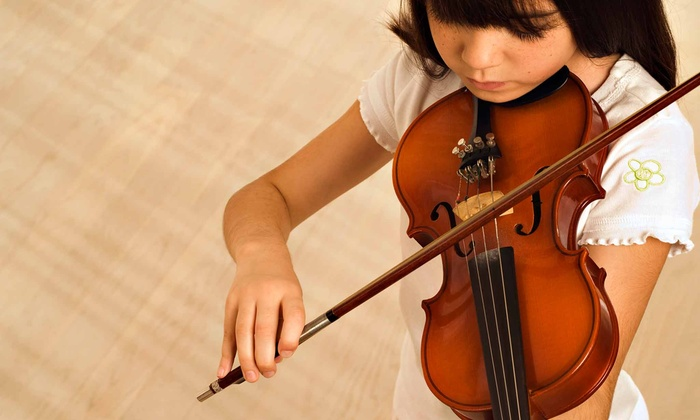 Metropolitan School of The Arts - Multiple Locations: $69 for Four Private Music Lessons at Metropolitan School of The Arts ($156 Value)