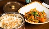 Bredbury Hall Hotel Restaurant - Bredbury: Indian Three-Course Meal for Two from Brasserie at Bredbury Hall Hotel (Up to 59% Off)