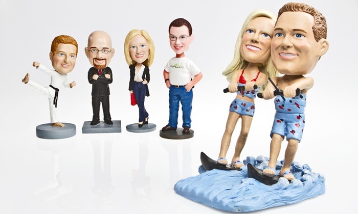 Head-to-Toe Custom Bobblehead: $99 for a Head-to-Toe Custom Bobblehead from AllBobbleheads.com ($225 List Price). Free Shipping.