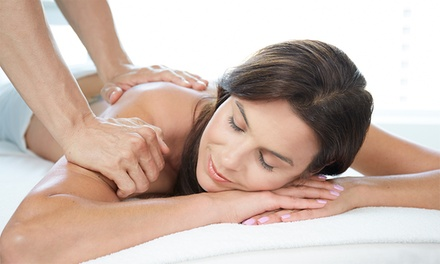 Up to 58% Off at Back In Touch Massage Therapy