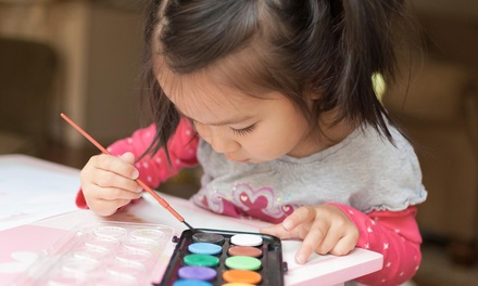 10 Days of Art Camp at PIONEER VALLEY ARTSPACE (45% Off)