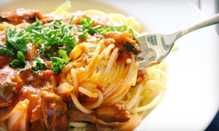 Milano Ristorante Italiano - San Antonio: Italian Fare for Dinner or Lunch at Milano Ristorante Italiano (Half Off)