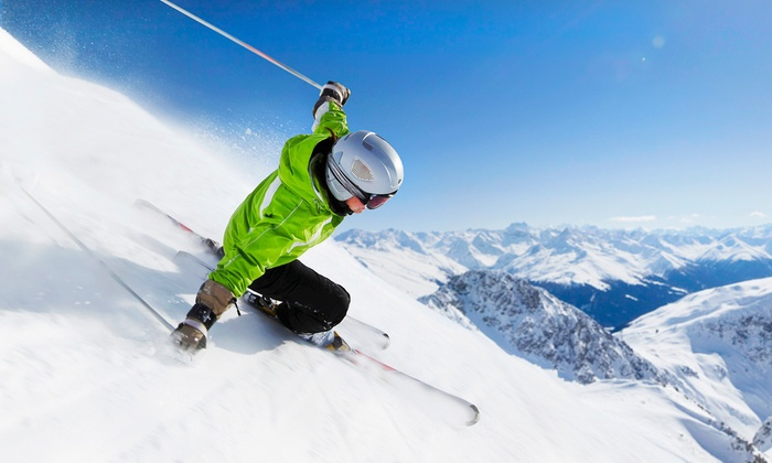 The Ride & Ski Card: $26 for The Ride and Ski Card, Valid at Over 25 Resorts ($52 Value)