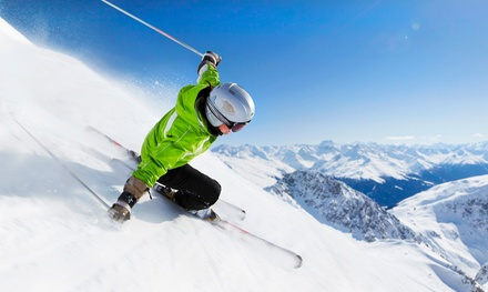 $26 for The Ride and Ski Card, Valid at Over 25 Resorts ($52 Value)