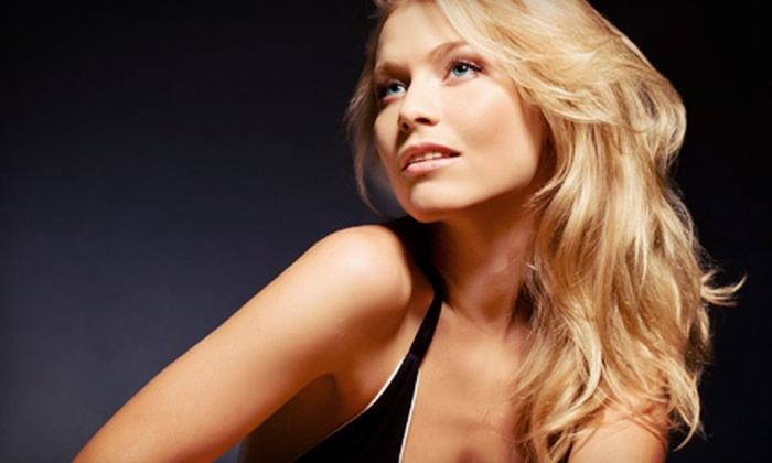 Numi & Company - Eastchester: Moroccanoil Hair Mask with Optional Women's Haircut, or a Men's Haircut at Numi & Company (Up to 74% Off)