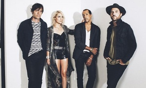 Metric & Death Cab for Cutie: Metric & Death Cab for Cutie: The Lights On The Horizon Tour on March 20 at 6:45 p.m.