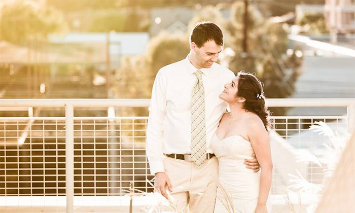 Mae Koo Photography - Los Angeles: Four or Eight Hours of Wedding Photography or an Engagement Photo Shoot from Mae Koo Photography (Up to 54% Off)