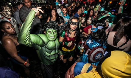 $20 for Entry to Guavaween 2014 for Two on Saturday, October 25 at Cuban Club ($40 Value)