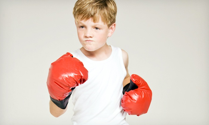 Keppner Boxing - Athens-Clarke County unified government (balance): 10 or 20 Boxing Classes for Kids Ages 6-10 at Keppner Boxing (Up to 71% Off)