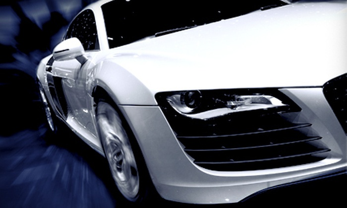 Ziebart - Multiple Locations: $129 for Auto Paint-Protection Film with Installation at Ziebart ($299.95 Value)