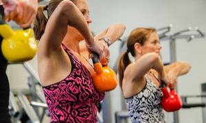 My house Fitness, inc: Five or Ten Premium Fitness Classes at My House Fitness (Up to 54% Off)