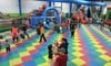 The Jump Yard - Parma: One-Day Play Pass, Teen Dance Night Entry, Summer Pass, or VIP Party at The Jump Yard (Up to 50% Off)