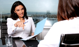 SOS Career Service: Résumé and Cover-Letter Packages at SOS Career Service (Up to 79% Off). Three Options Available.