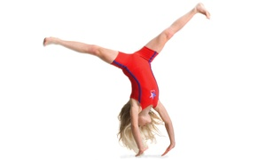 GymTyme: Two, Four, or Eight Power Tumbling Classes at GymTyme (Up to 56% Off)