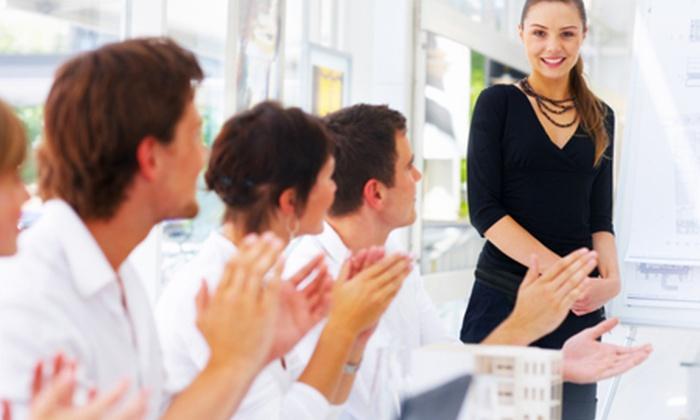 Elite Personality Training - Mutterstadt: 2-tägiges Rhetorik-Seminar für 1 oder 2 Teilnehmer mit Zertifikat von Elite Personality Training ab 99 €