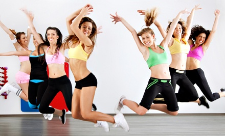 $25 for 10 Zumba Fitness Classes at e-Fit4Life ($60 Value)