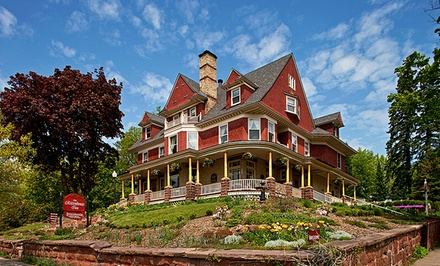 2-Night Stay for Two in a Lakeview or Whirlpool Room at Old Rittenhouse Inn in Bayfield, WI. Combine Up to 4 Nights.