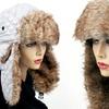 K&J Women's Trapper Hat with Ear Flaps