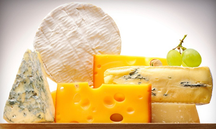 $30 for a Two-Hour Cheesemaking Class from Fromage to Yours ($60 Value). 17 Class Times Available.