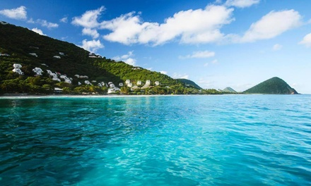 Groupon Deal: 1-, 3-, or 5-Night Stay for Two w/ Breakfast & Optional Dive Package at Long Bay Beach Club in British Virgin Islands