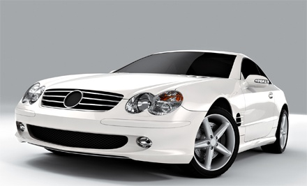 Interior and Exterior Detailing Package for a Car or SUV from Custom Car Detail (Up to 56% Off)