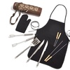 Barbecue Tote Bag and Accessory Set