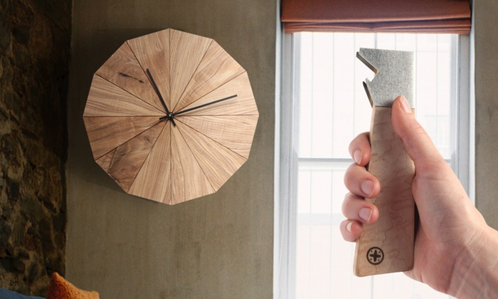 RX Made Reclaimed Wood Products: RX Made Rustic Reclaimed Home Accessories. Assorted Options