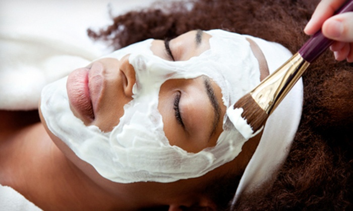Salon Euphoria - Downtown: One or Three Nourishing Facials at Salon Euphoria (Up to 61% Off)