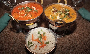 Masala of India Cuisine: Indian Cuisine for Two or Four People at Masala of India Cuisine (40% Off)