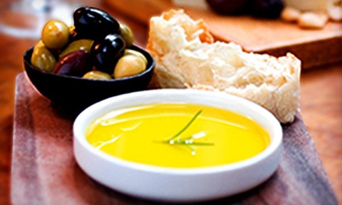 Green Gate Olive Oils - Pinehurst: $10 for $20 Worth of Olive Oil, Vinegar, and Gourmet Foods at Green Gate Olive Oils