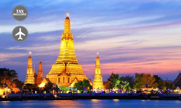 Bangkok: City Hotel + SQ Flights 0