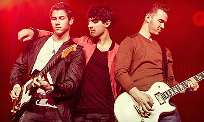 Jonas Brothers Live Tour - Mandalay Bay Events Center: Jonas Brothers Live Tour on Saturday, August 10, at 7 p.m. at Mandalay Bay Events Center (Up to 78% Off)