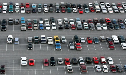 $12 for $25 Worth of Parking Credit at Parking Panda