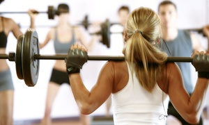 $39 For One Crossfit Fundamentals Course And One Month Of Crossfit Training At Hub City Crossfit (up To $110 Value)