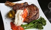 Seven the Steakhouse - Downtown West: Dinner for Two or Four at Seven The Steakhouse (42% Off)