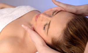 Jennifer Day Spa: Organic Facial or Massage for One, or Package with Both for One or Two at Jennifer Day Spa (Up to 74% Off)