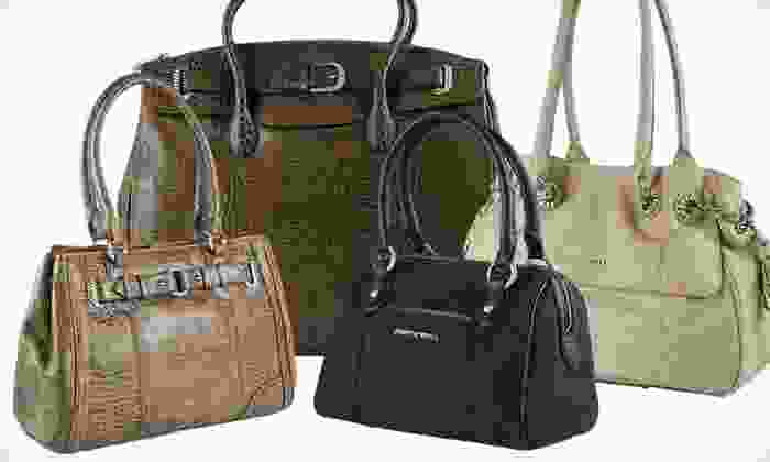 Judith Ripka Handbags: $89 for a Judith Ripka Handbag (Up to $425 List Price). 10 Styles Available. Free Shipping and Free Returns.