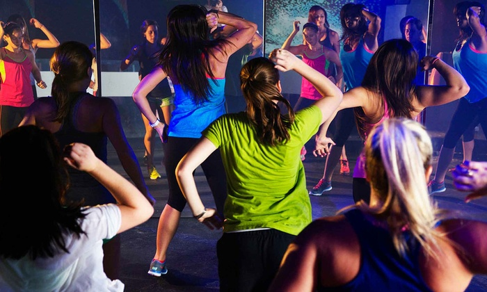 bodyROCK - Midtown: 5 or 10 Dance-Fitness Classes at bodyRock (50% Off)