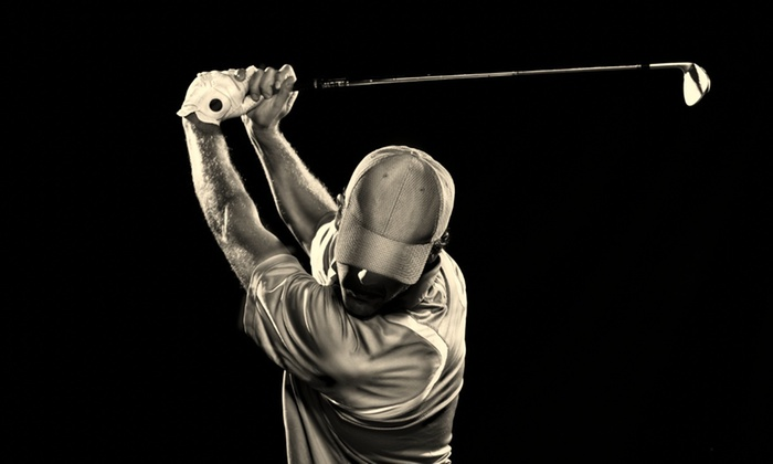 Target Golf and Fitness Institute - Thornhill: Up to 50% Off Lesson with CPGA Professional at Target Golf and Fitness Institute